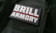 "Brill Armory 4x2.5"" 3D Rubber Patch"