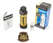 Airsoft Innovations Tornado 2 Grenade (Launch Edition Gold)