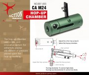 Action Army Hop-Up Chamber for Gen 1 CA M24 LTR