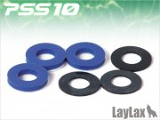 Laylax PSS10 (VSR-10) Sorbothane Pads