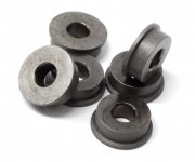 F.L.T. 7mm CNC Steel Bushings